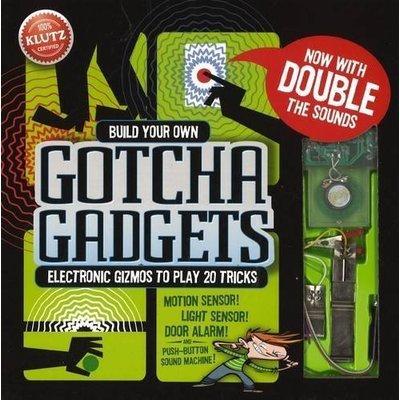Klutz Klutz Book Gotchca Gadgets