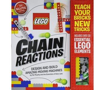 Klutz Book Lego Chain Reactions