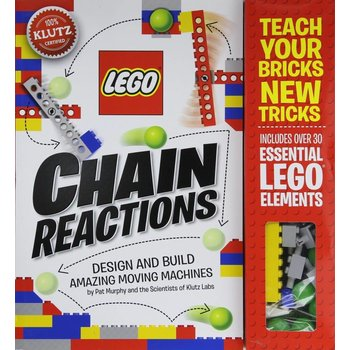 Klutz Book Lego Chain Reactions