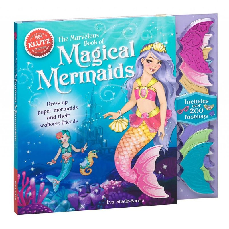 Klutz KLutz Book Magical Mermaids