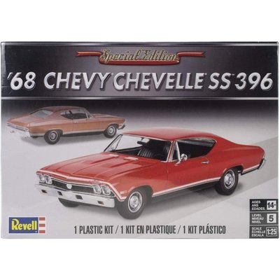 Revell Model 68 Chevelle SS 396