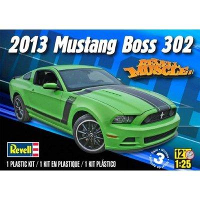 Revell Model 13 Mustang Boss