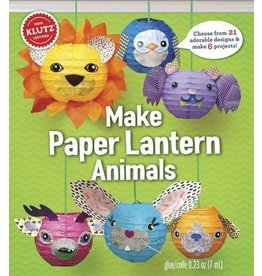 Klutz Klutz Book Make Paper Lantern Animals