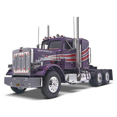 Revell Model Peterbilt 359 Transport