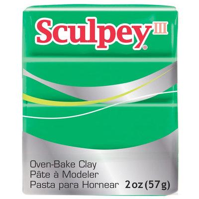 Sculpey III Emerald 323