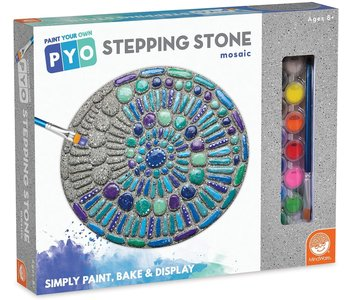 Mindware Paint Your Own Stepping Stone: Mosaic