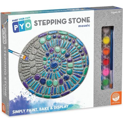Mindware Mindware Paint Your Own Stepping Stone: Mosaic