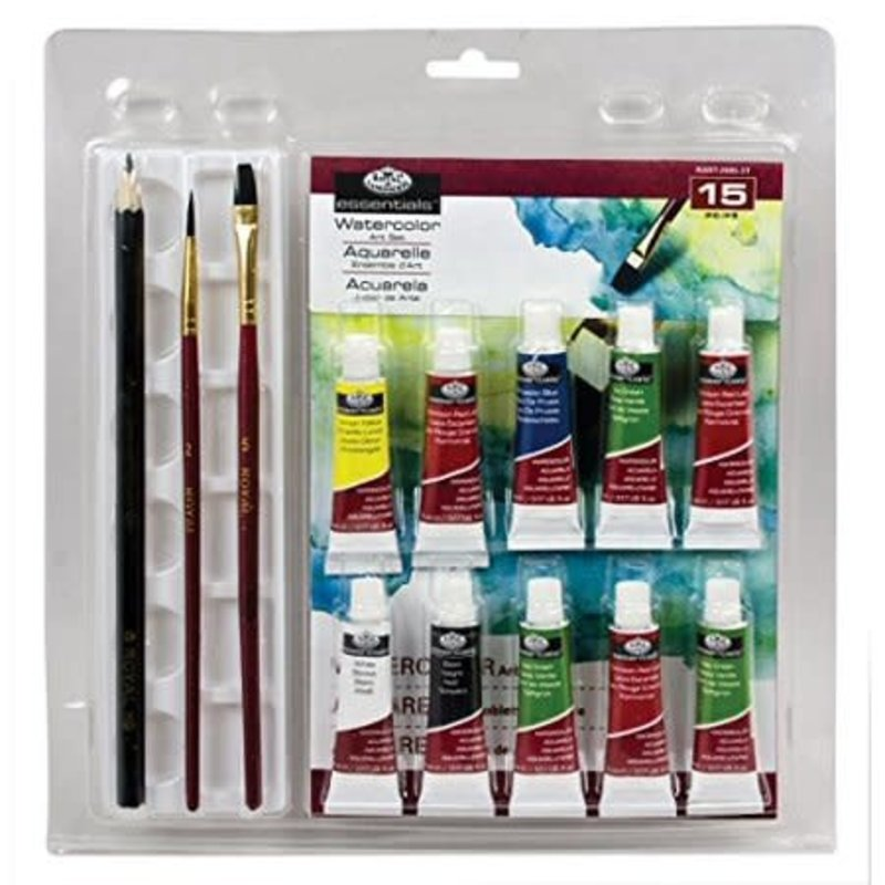 R&L Clamshell Watercolor Paint Set