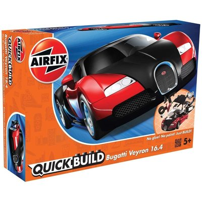 Airfix Model Snap Bugatti Veyron