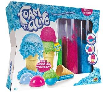 Foam Alive Make and Melt Ice Cream Kit