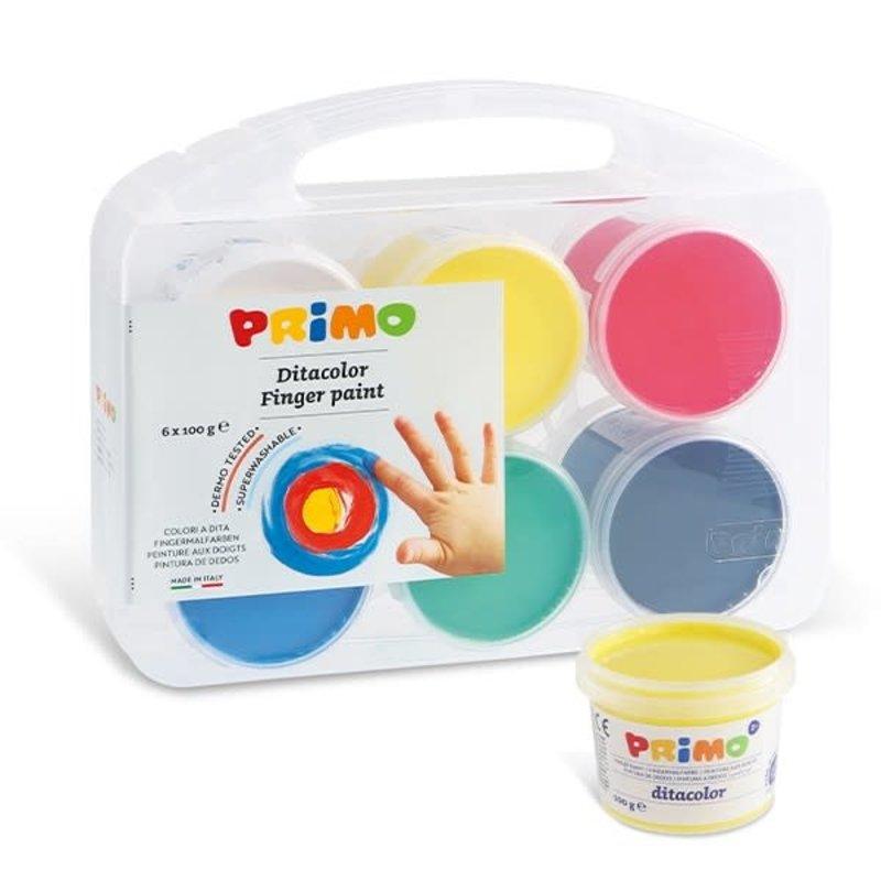 Primo Finger Paint 6's