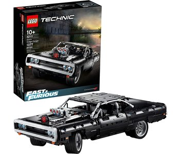 Lego Technic Dom`s Dodge Charger