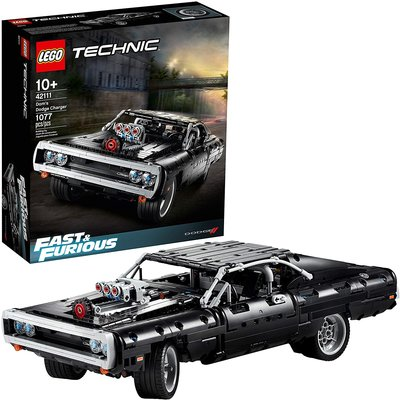 Lego Lego Technic Dom`s Dodge Charger