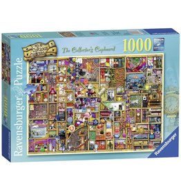 Ravensburger Ravensburger Puzzle 1000pc The Collector's Cupboard