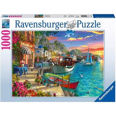 Ravensburger Ravensburger Puzzle 1000pc Grandiose Greece
