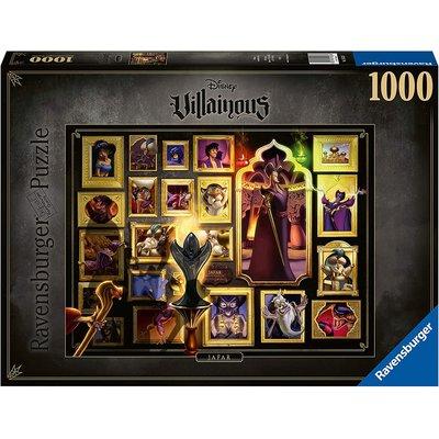 Ravensburger Ravensburger Puzzle 1000pc Villainous Jafar