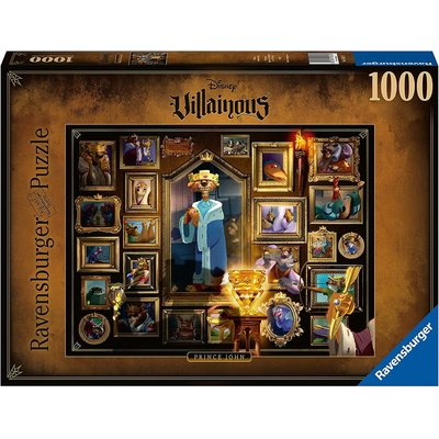 Ravensburger Ravensburger Puzzle 1000pc Villainous King John