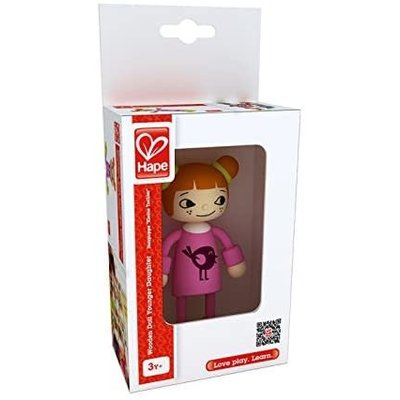 Hape Toys Hape Doll Family Modern Young Daughter