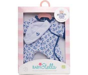 Baby Stella Outfit Anchor's Away