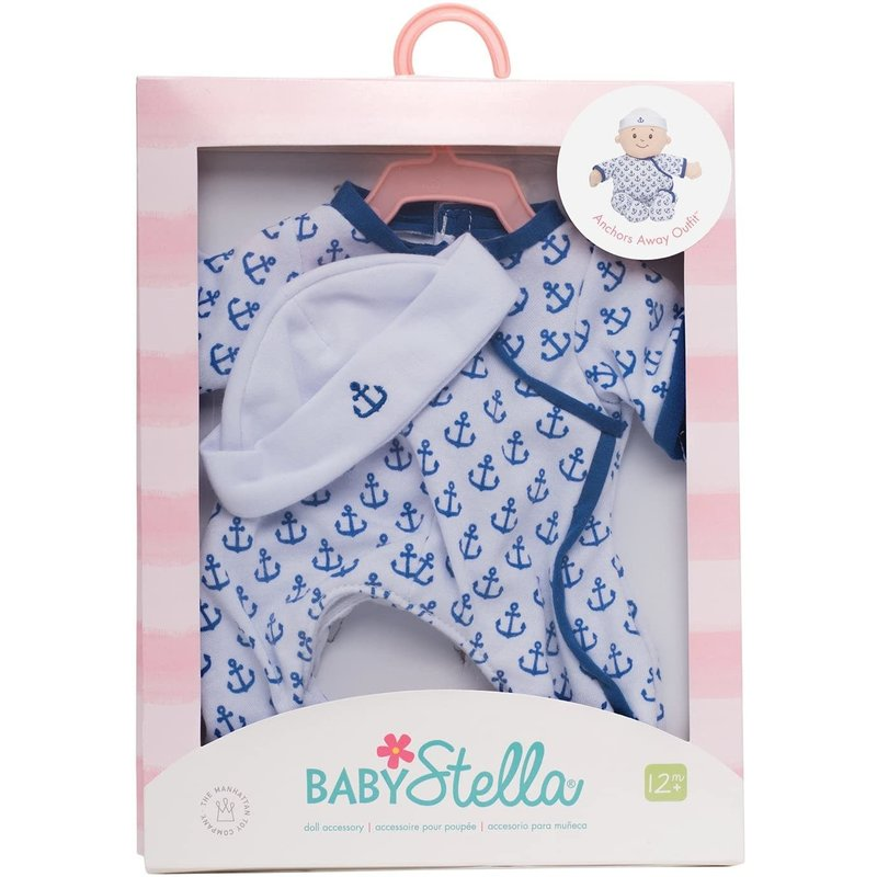 Baby Stella Doll Baby Stella Outfit Anchor's Away