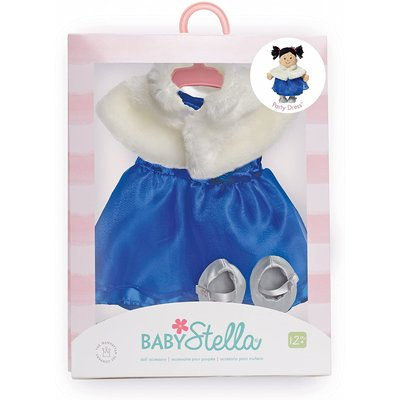 Baby Stella Doll Baby Stella Outfit Party Dress