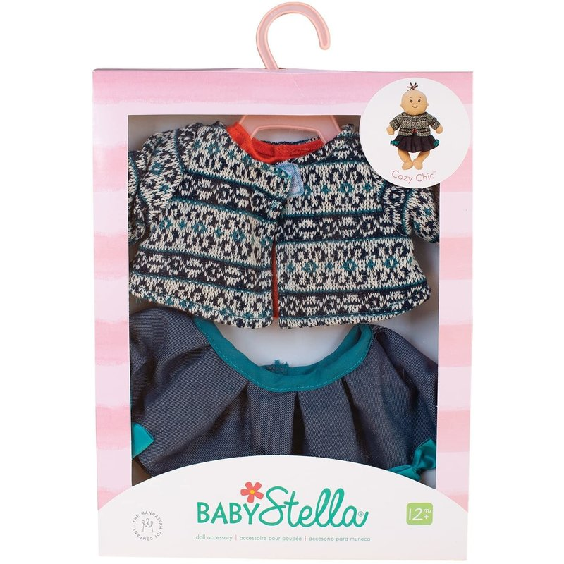 Baby Stella Doll Baby Stella Outfit Cozy Chic