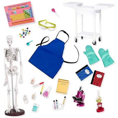 Our Generation Doll Science Lab Playset