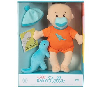 Wee Baby Stella Doll Dino Set
