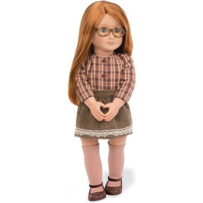"""Our Generation 18"""" Doll April"""