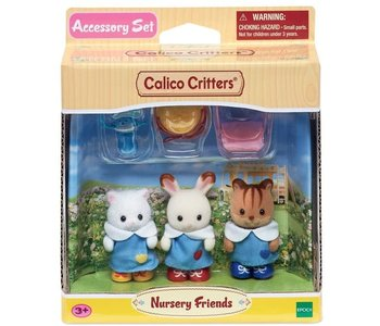 Calico Critters Baby Nursery Friends