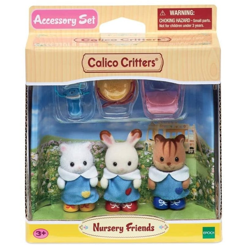 Calico Critters Calico Critters Baby Nursery Friends