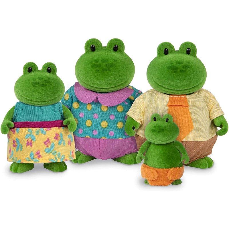 Li'l Woodzeez Family - Frog