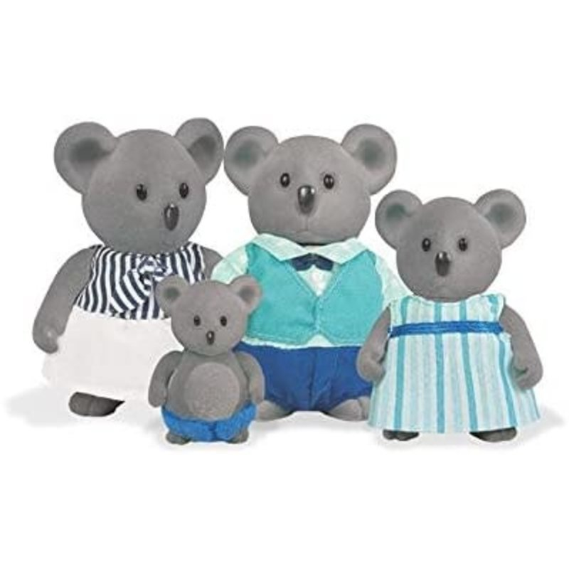 Li'l Woodzeez Family - Koala