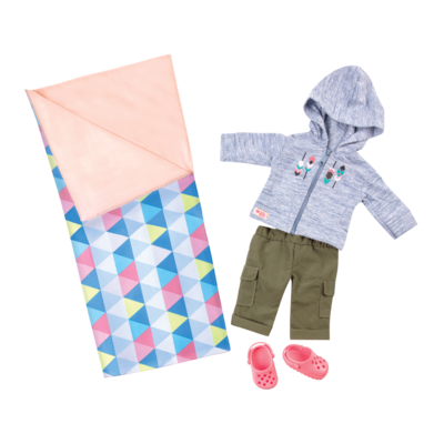 Our Generation Our Generation Doll Deluxe Outfit: Cozy Camper