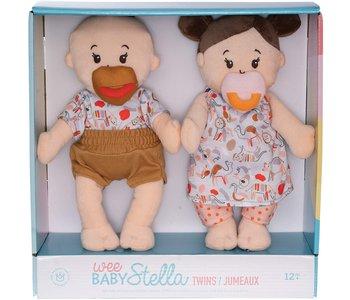 Wee Baby Stella Doll Twins