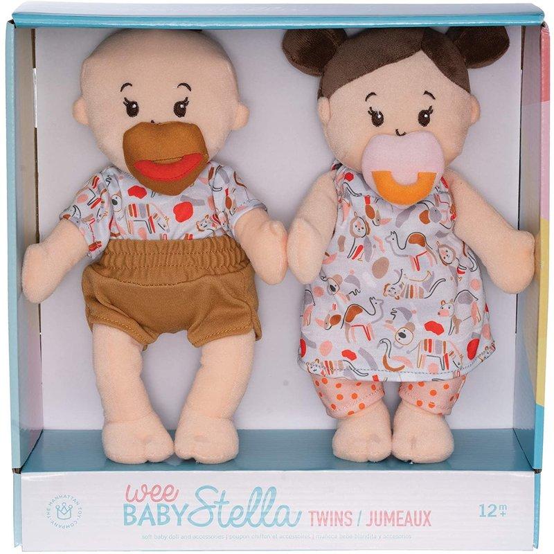 Baby Stella Doll Wee Baby Stella Doll Twins