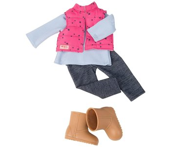 Our Generation Doll Outfit: Trekking Star