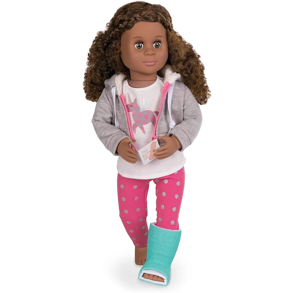 Our Generation Our Generation Doll Deluxe Outfit: Get Well Soon
