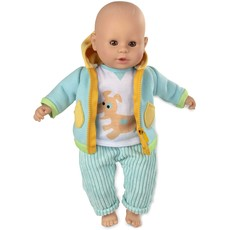 Melissa & Doug Melissa & Doug Doll Clothes Mine to Love Mix & Match Playtime Doll