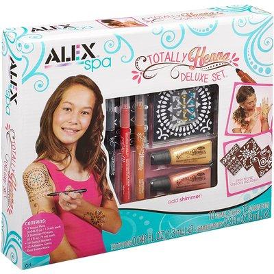 Alex Alex Spa Totally Henna Kit