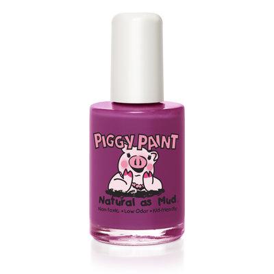 Piggy Paint Piggy Paint Nail Polish Girls Rule - Purple