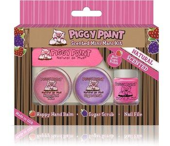 Piggy Paint Scented Mini Mani Kit