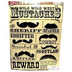 Schylling Western Mustaches