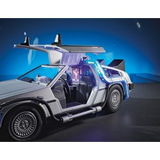 Playmobil Playmobil Back to the Future DeLorean