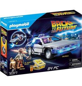 Playmobil Playmobil Back to the Future DeLorean