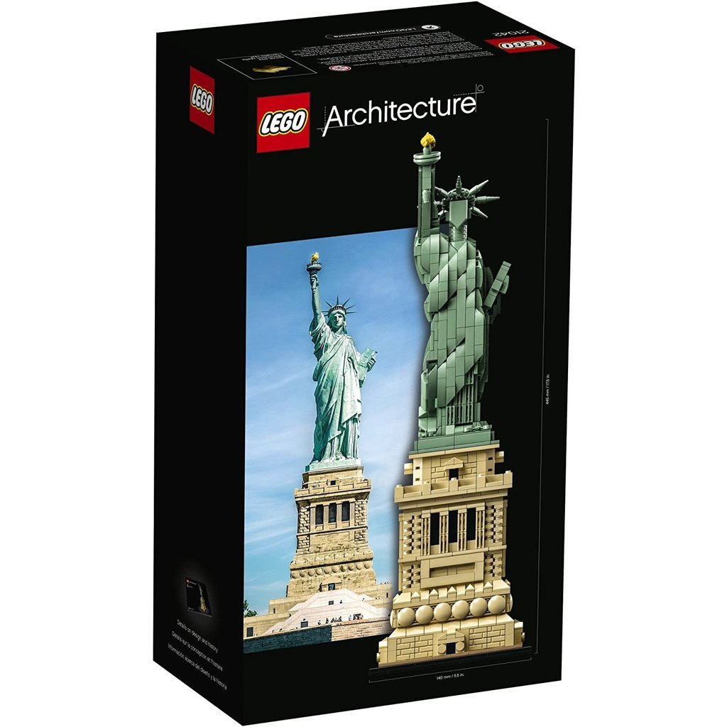 Lego Lego Architecture Statue of Liberty