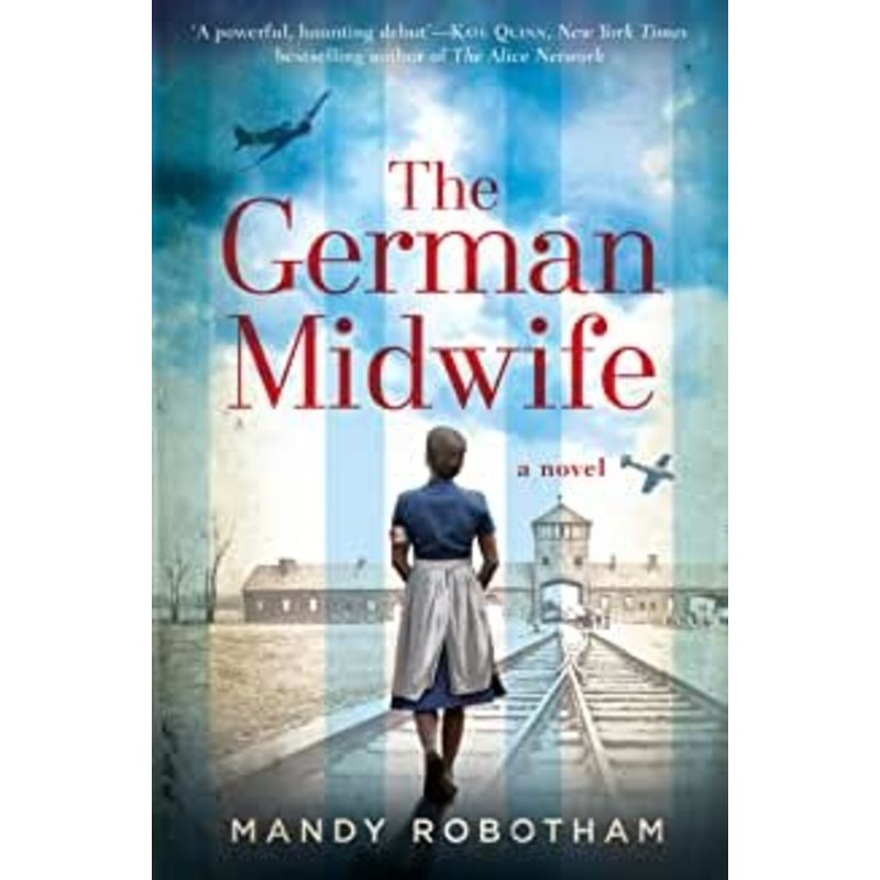 Harper Book The German Midwife