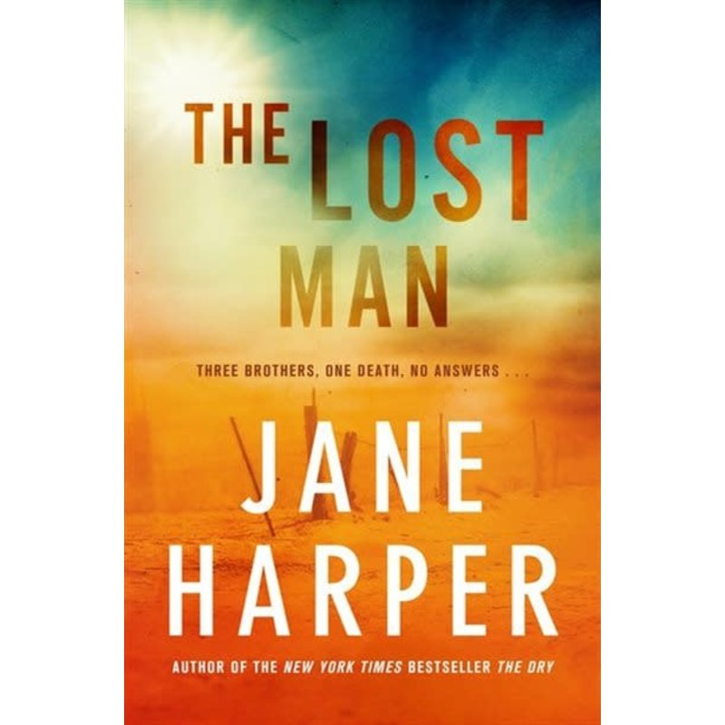 St. Martins Book The Lost Man
