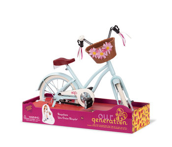 Our Generation Anywhere you Cruise Bicycle