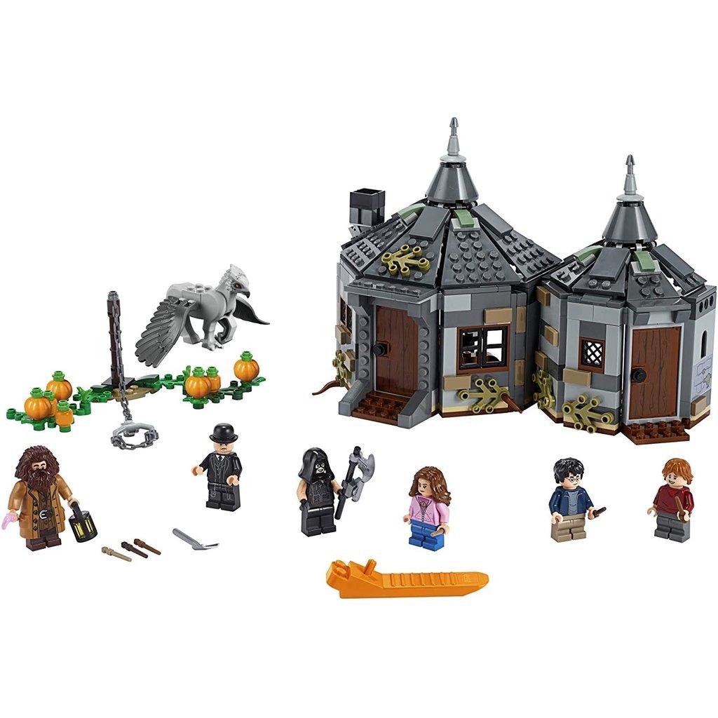 Lego Lego Harry Potter Buckbeak's Rescue